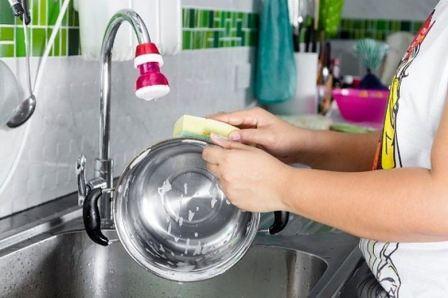 Как отчистить кастрюли из нержавейки