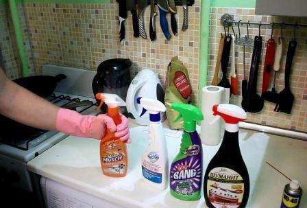 Чистить ложки из нержавейки