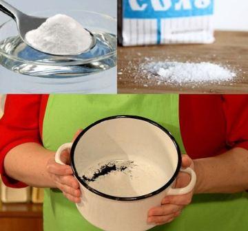 Чем мыть кухонную посуду из разных материалов