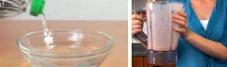 Чем отмыть кухонный блендер в домашних условиях