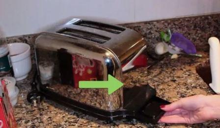 Как и чем почистить тостер от нагара, простые средства