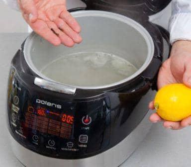 Как и чем помыть и вычистить мультиварку от жира и грязи