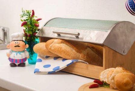 Как правильно ухаживать за хлебницей