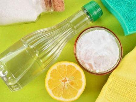 Как отмыть стеклянную или хрустальную вазу