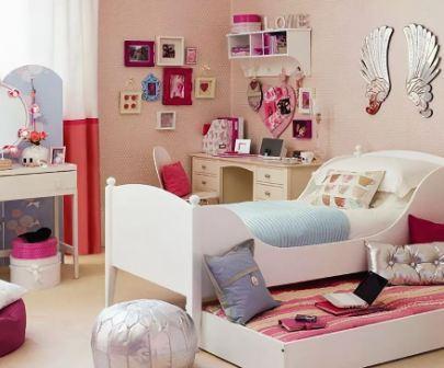 Дизайн комнаты для девочки подростка 12-14 лет