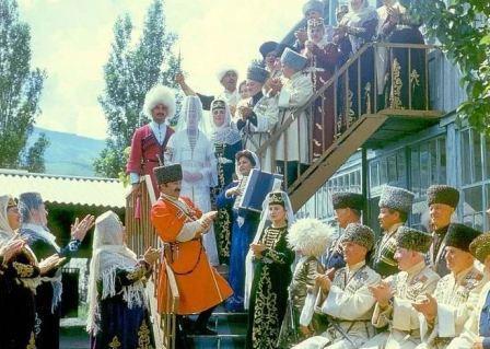 Осетинские свадьбы, традиции и современность