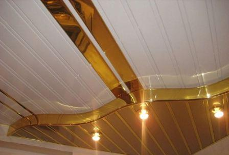 Плюсы и минусы панельного потолка
