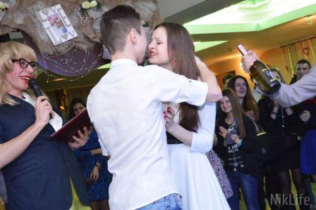 Бюджетная, но веселая студенческая свадьба