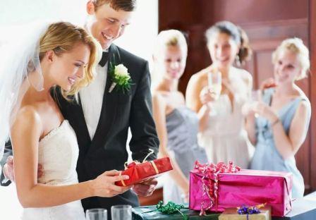 Свадебный подарок на всю жизнь