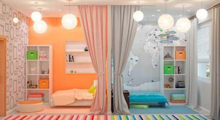 Как оформить детскую комнату для школьника