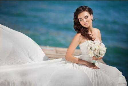 Современные и традиционные свадебные платья